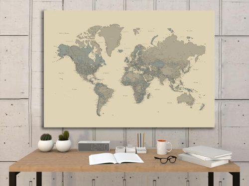 Pasaulio žemėlapiai