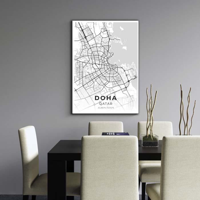 Miestų žemėlapiai, city map, canvas map, canada city canvas, miestas ant drobes, Dekoracija ant sienos, miestu zemelapis (1 of 27)
