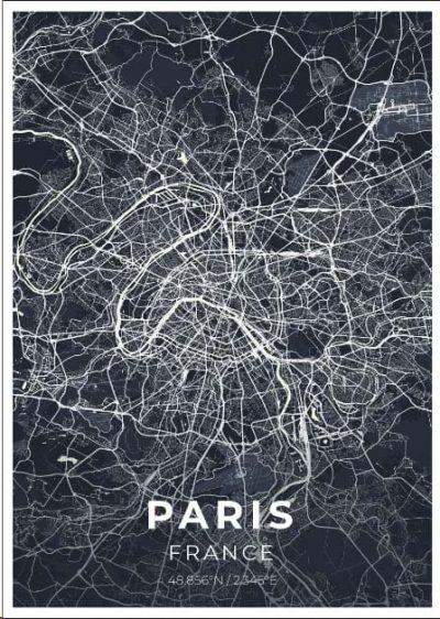 Miestų žemėlapiai, city map, canvas map, canada city canvas, miestas ant drobes, Dekoracija ant sienos, miestu zemelapis (23 of 27)