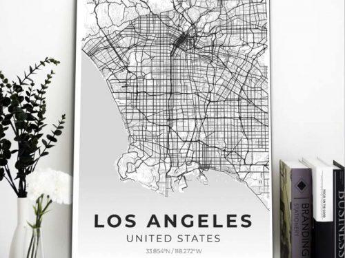 Miestų žemėlapiai, city map, canvas map, canada city canvas, miestas ant drobes, Dekoracija ant sienos, miestu zemelapis (6 of 27)