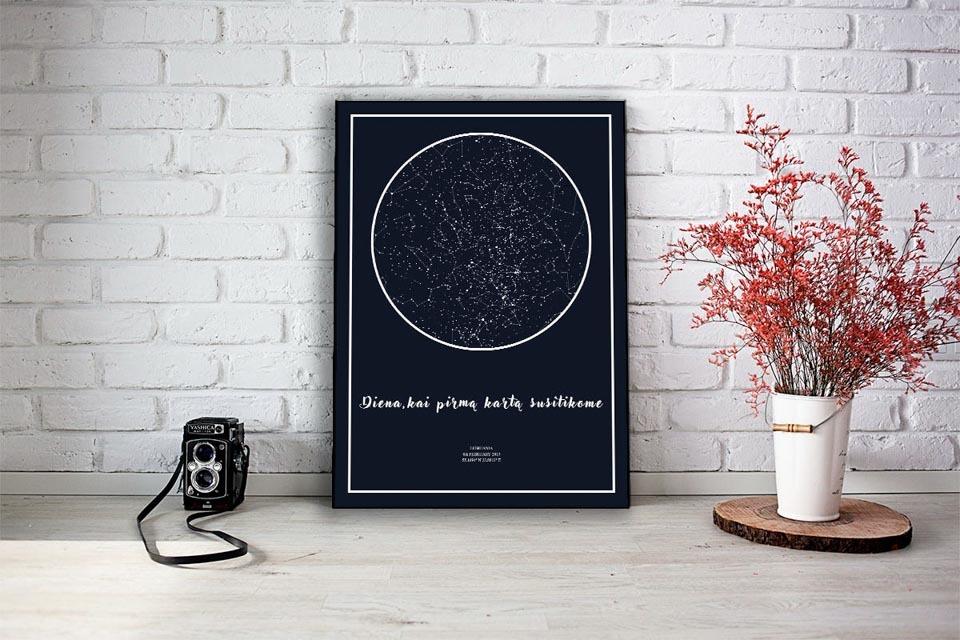 zvaigzdziu zemelapiai, žvaigdžių žemėlapis,žvaigždės ant drobės, imprimera.shop, (5 of 5)
